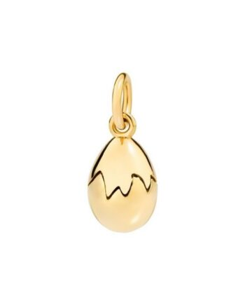 ciondolo uovo dodo oro giallo