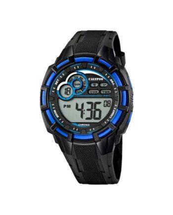 orologio digitale uomo nero calypso