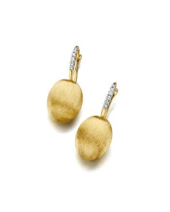 orecchino monachella boules brillanti nanis