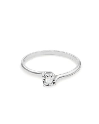 solitario valentin diamante griffe ray