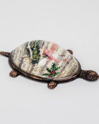Tartaruga Fermacarte 0790017