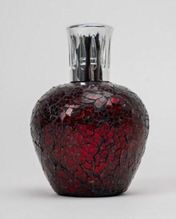 Lampada a olio rossa 36772