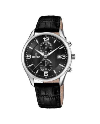 f6855/8 orologio chrono festina timeless uomo